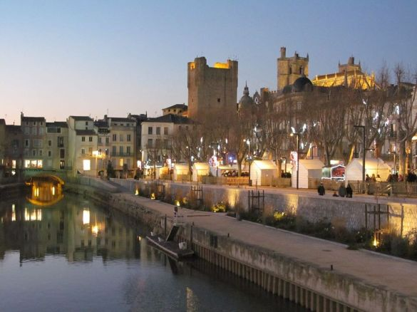 Narbonne at Christmas